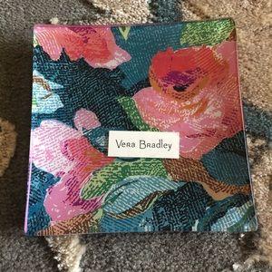 Vera Bradley small trinket tray